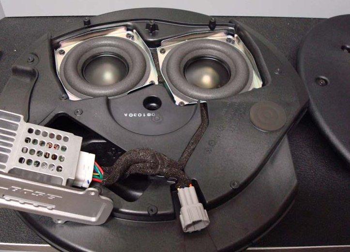 Radio Wiring Diagram Bose Nissan 370z Sound System What S Inside