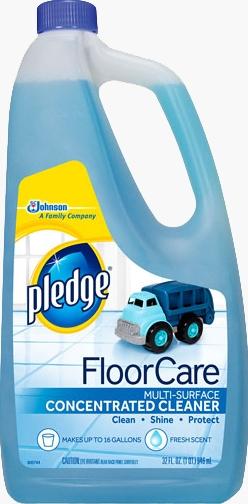 Pledge Floor Care Finish