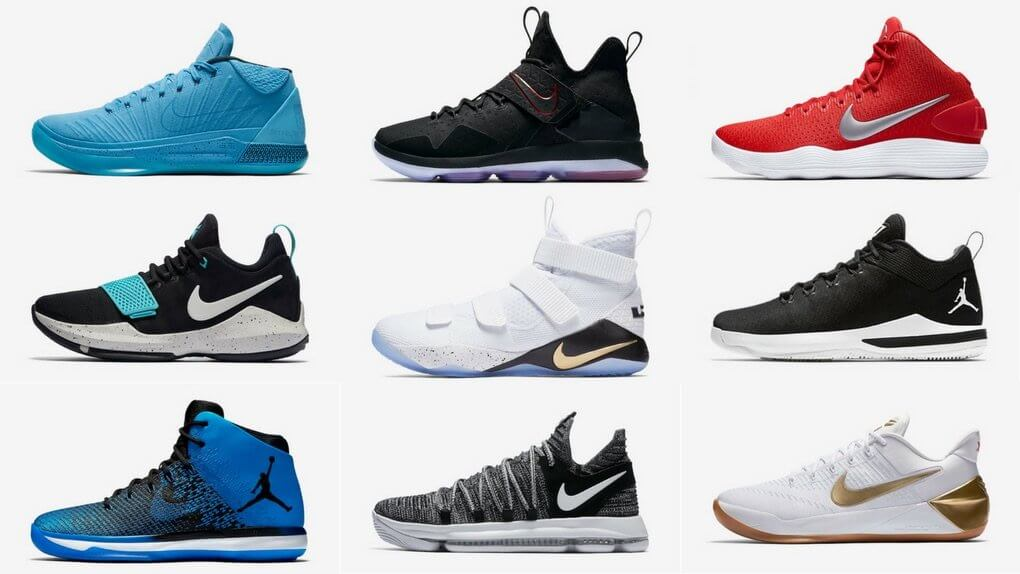 Best basketball shoes