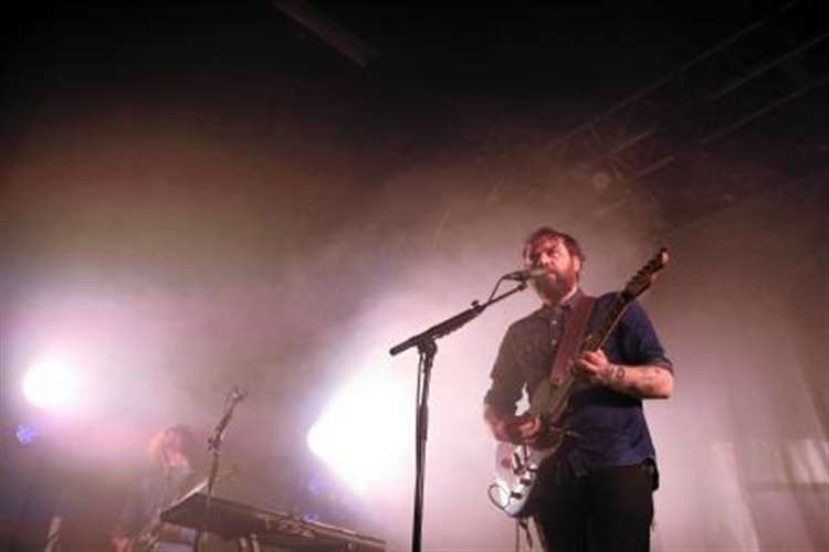 review frightened rabbit and