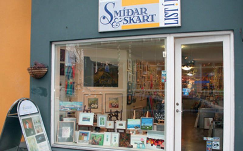 Gallerí Smíðar og Skart | Shopping and Style in Reykjavik