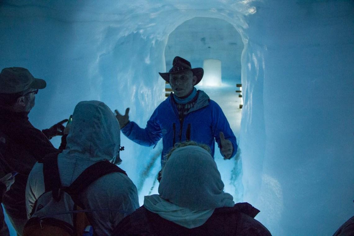 Langjökull: Into The Glacier