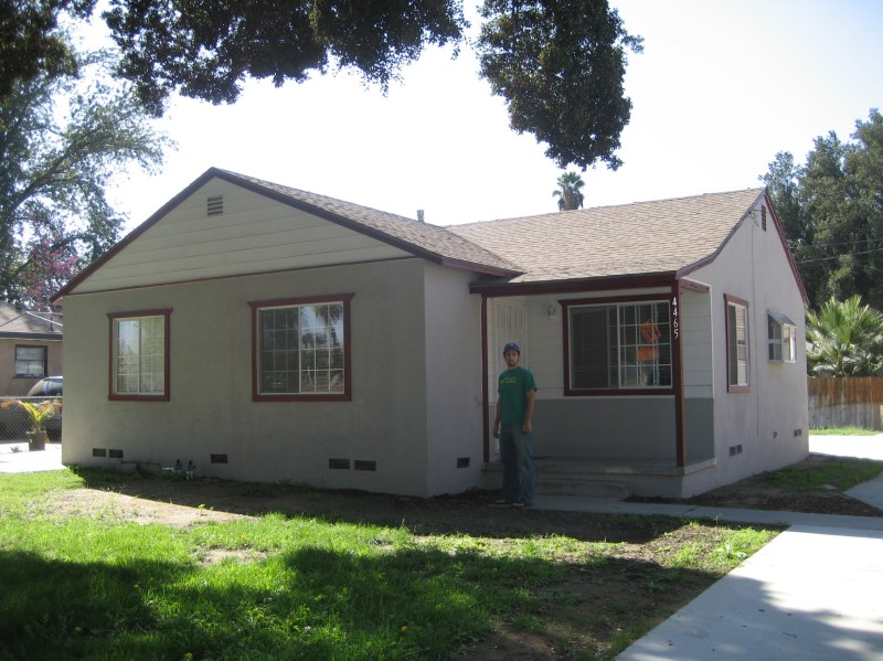 Our house! =)