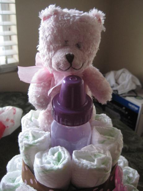 See? The baby bottle is higher!