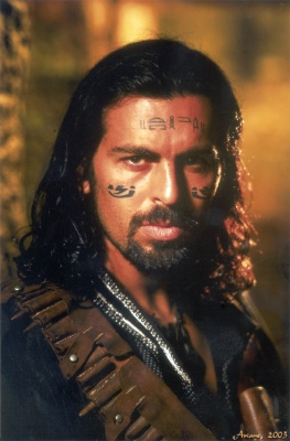 Ardeth Bay, portrayed by Oded Fehr