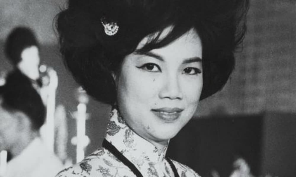first lady of hong
