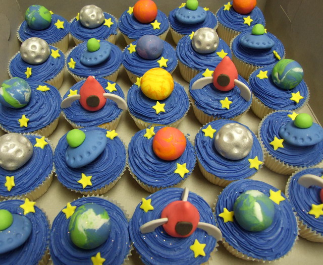 And Cakes Party Cupcakes