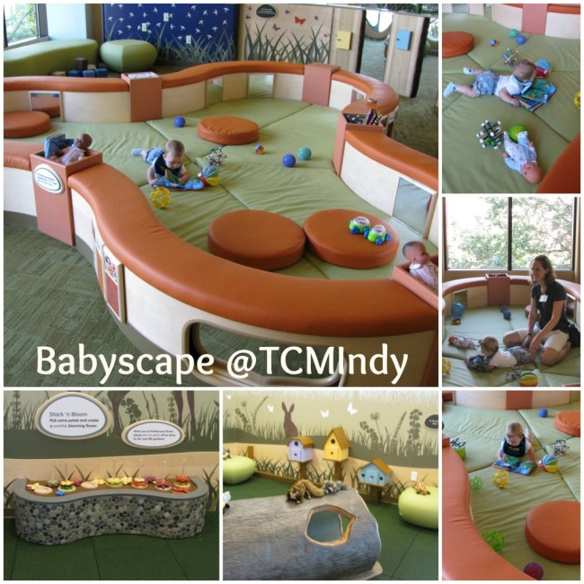 The Children's Museum of Indianapolis Brand New Playscape