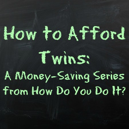 how to afford twins theme week