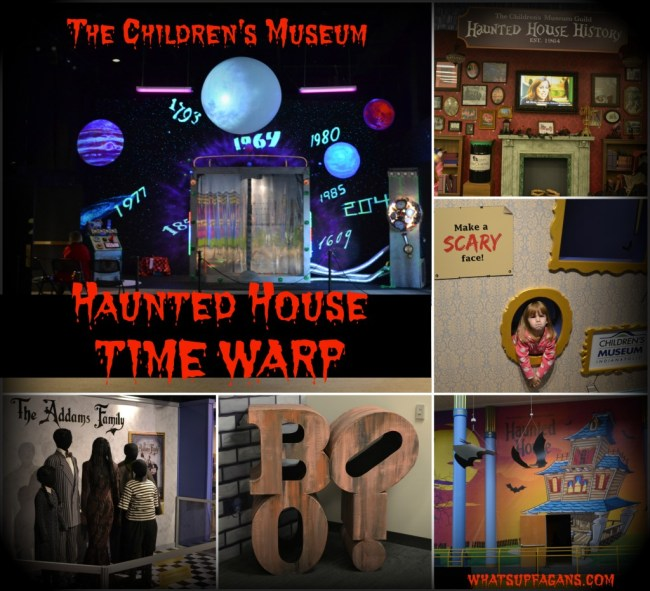 Children's Museum Haunted House Time Warp - 50 Years of Fear in Indianapolis
