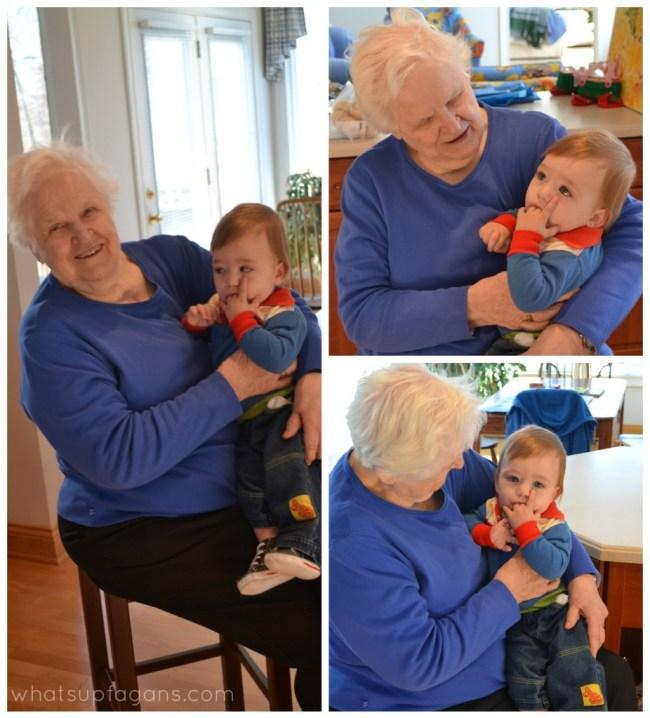 Great Grandma B