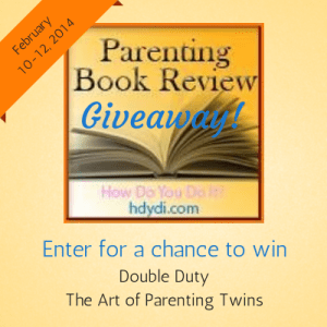 Parenting Book Review Giveaway