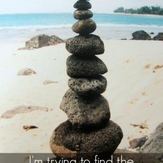Finding balance in life is not easy!! It takes discipline and devotion. whatsupfagans.com