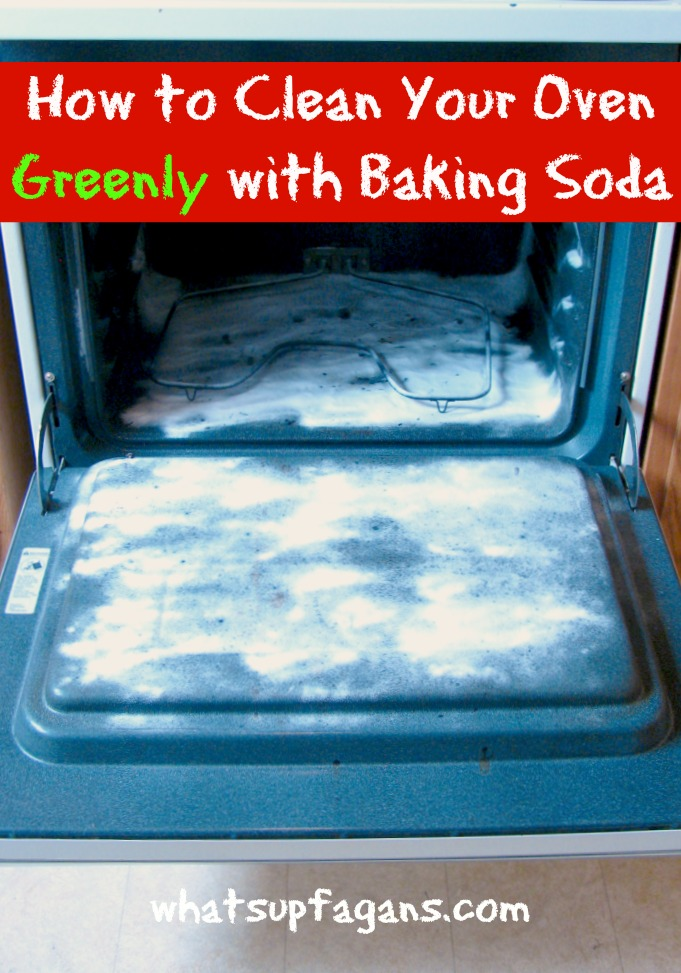 How to Clean Your Oven with Baking Soda  A Natural Solution