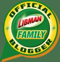 Official Libman Blogger Badge