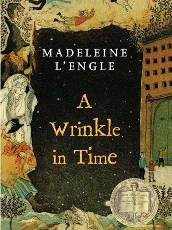 A Wrinkle in Time: Book Review - A classic fantastical story about good vs evil and coming of age, friendship, and love.   whatsupfagans.com