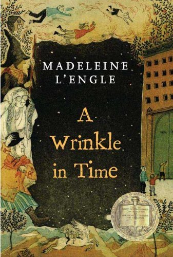 A Wrinkle in Time: Book Review - A classic fantastical story about good vs evil and coming of age, friendship, and love. | whatsupfagans.com