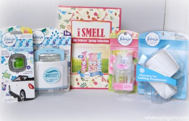#FebrezeSpring Collection - bringing back some great springtime memories. | whatsupfagans.com