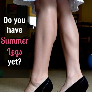 Do you have summer legs yet? Learn how #SummerYourLegs! #cbias #shop