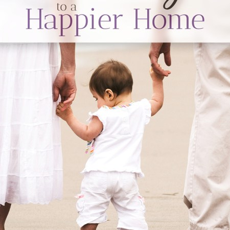 25 Days to a Happier Home eBook Review and Giveaway!