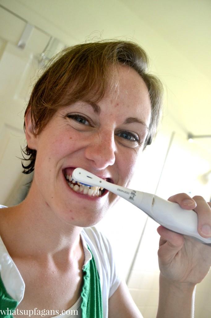 Improving my oral health 2