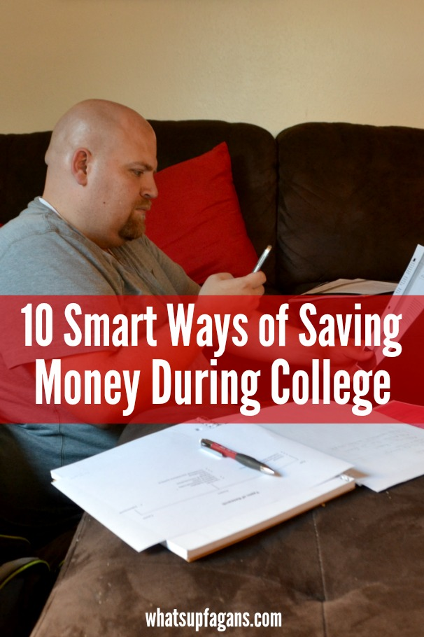 College can be expensive with your limited income. Here are 10 smart tips on how to make life easier financially.