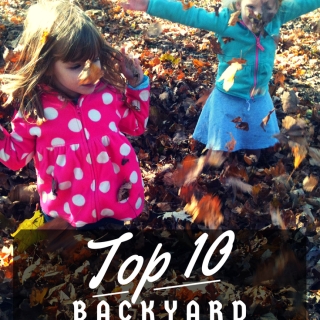 TOP 10 Backyard Activities for 4 Year Olds #StuntHunt #ad