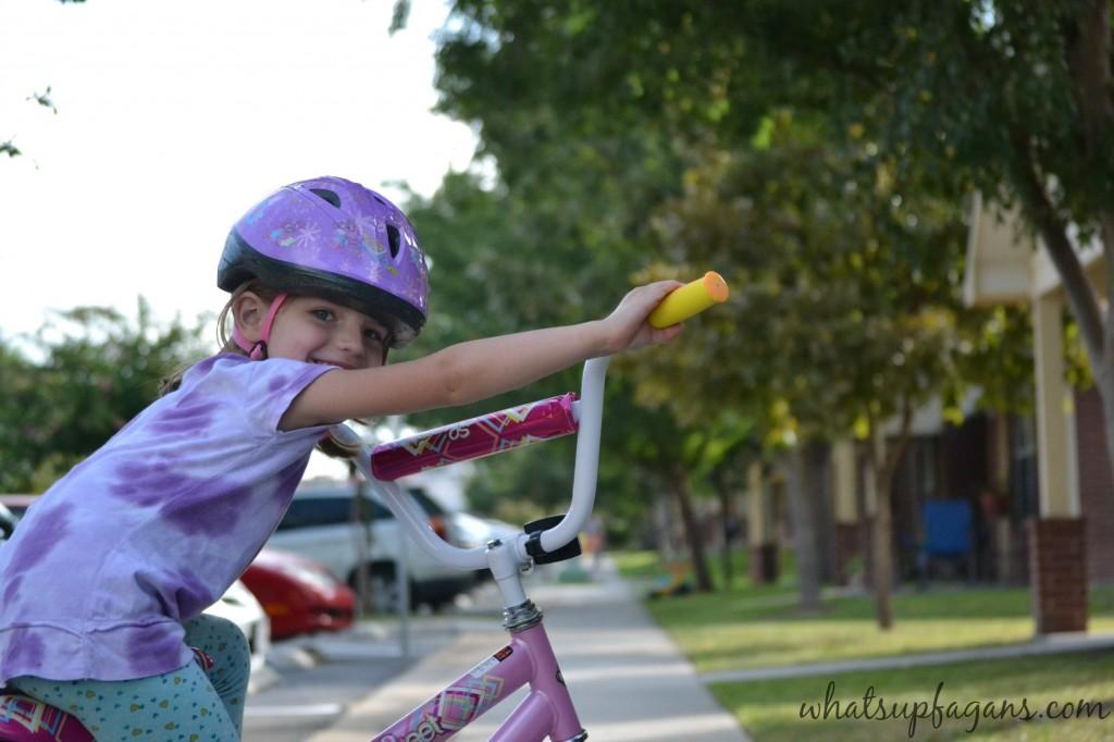 Getting Settled Bike