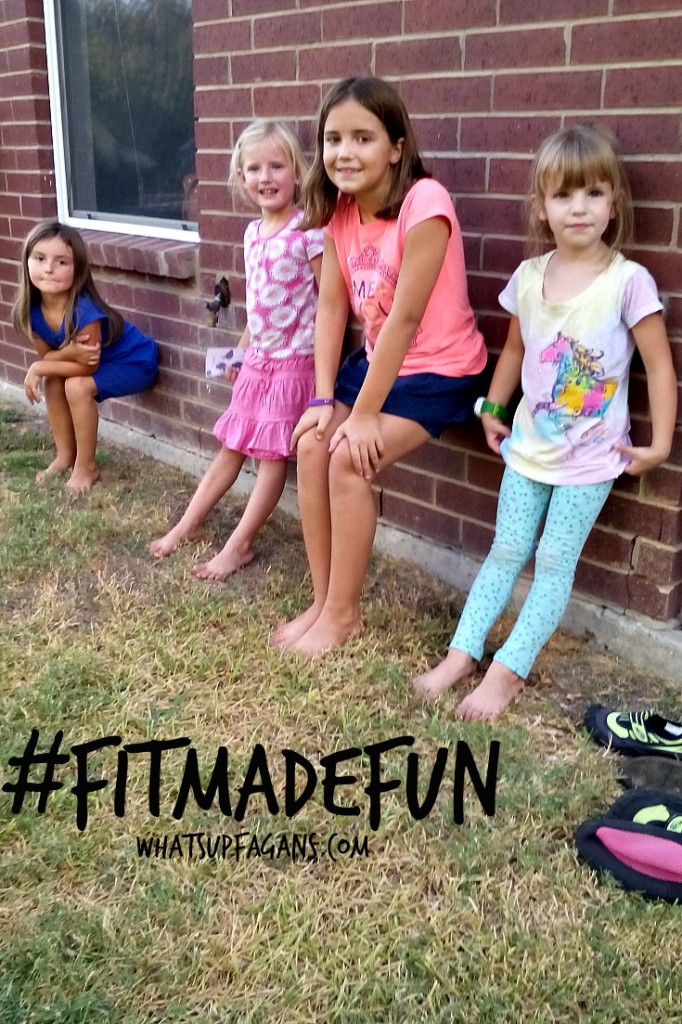 #FitMadeFun Wall sits