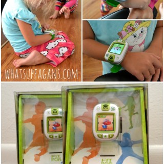 Love these new LeapBand activity tracker watches from LeapFrog!