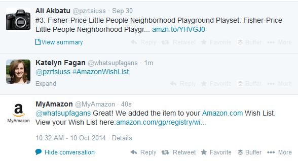 #AmazonWishList #AmazonHasIt