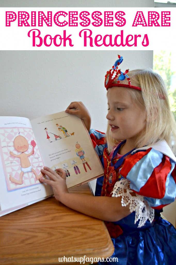 If you want your daughter to be a princess, then they need to be bookworms like Belle! #DisneyBeauties #shop #cbias