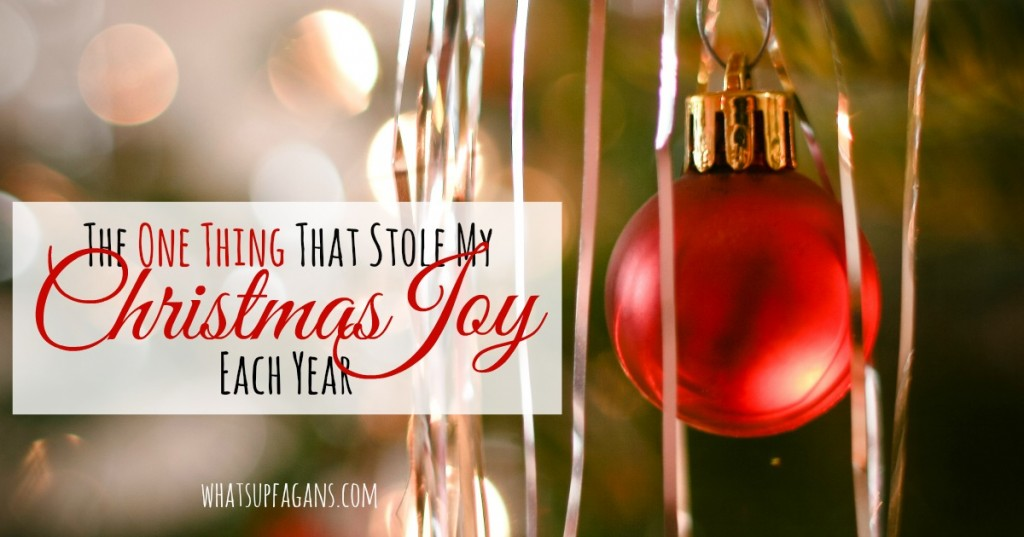 Christmas is usually a joyous happy occasion. But, if you have this one thing, it will likely ruin your Christmas Day.
