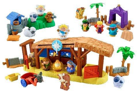Toys - Nativity