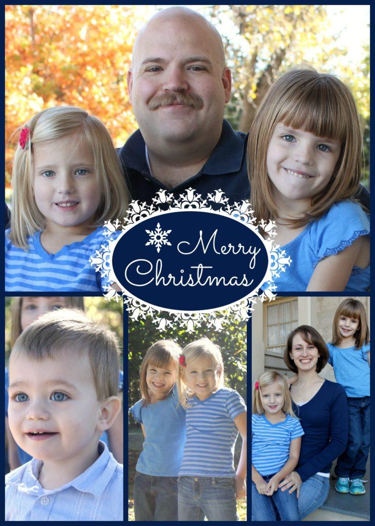 Fagan Family Christmas 2014