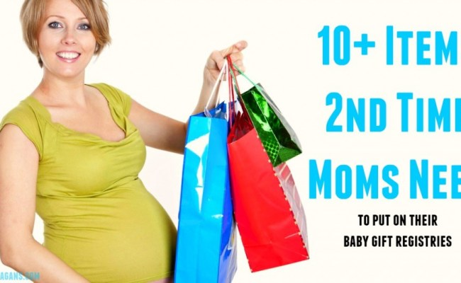 What Second Time Moms Actually Need On Their Baby Registry