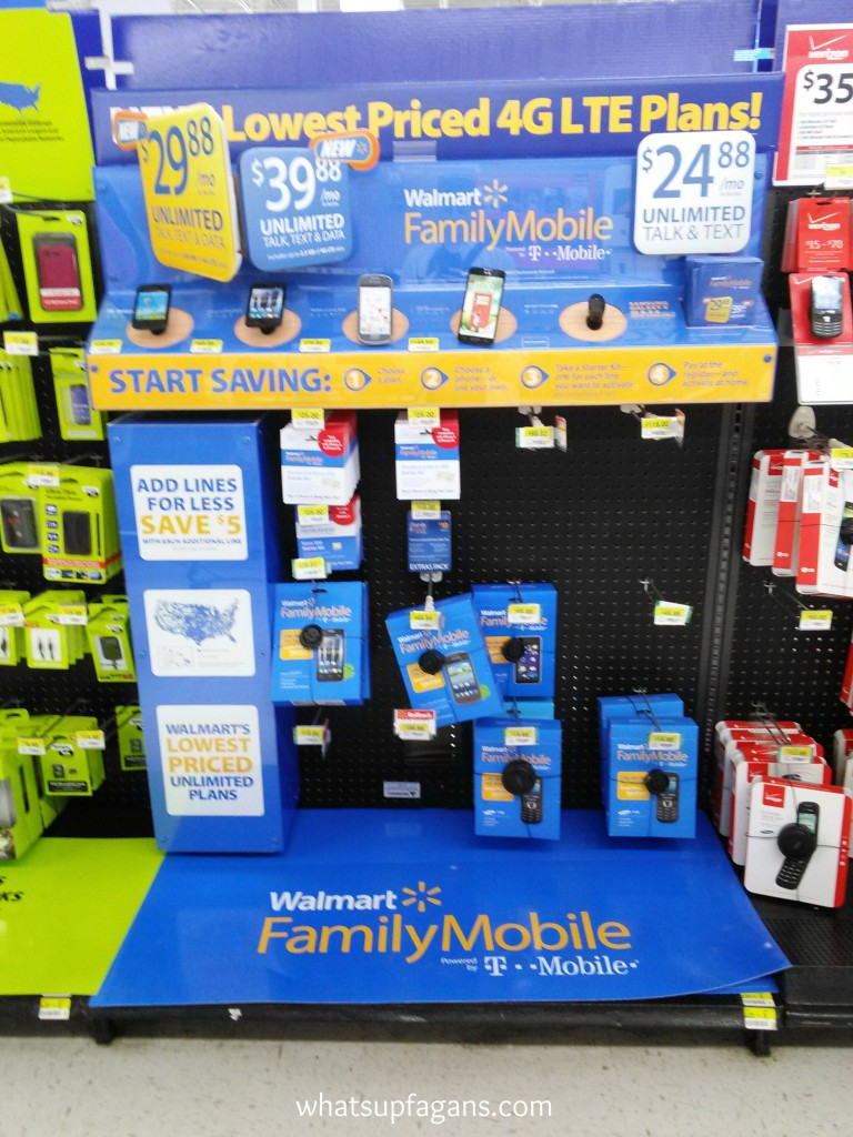 Walmart Family Mobile Lowest Unlimited Plans