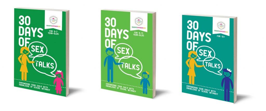 30 Days of Sex Talks