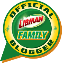 Official Libman Blogger Badge