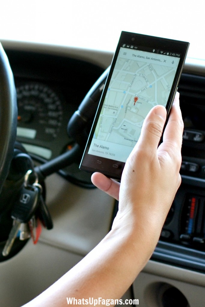 Get a Walmart Family Mobile phone and save on your summer family road trips and have GPS navigation at your fingertips!
