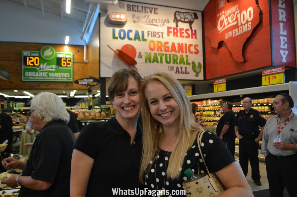 The Wimberely HEB is very unique! What a great grocery store that support local communities