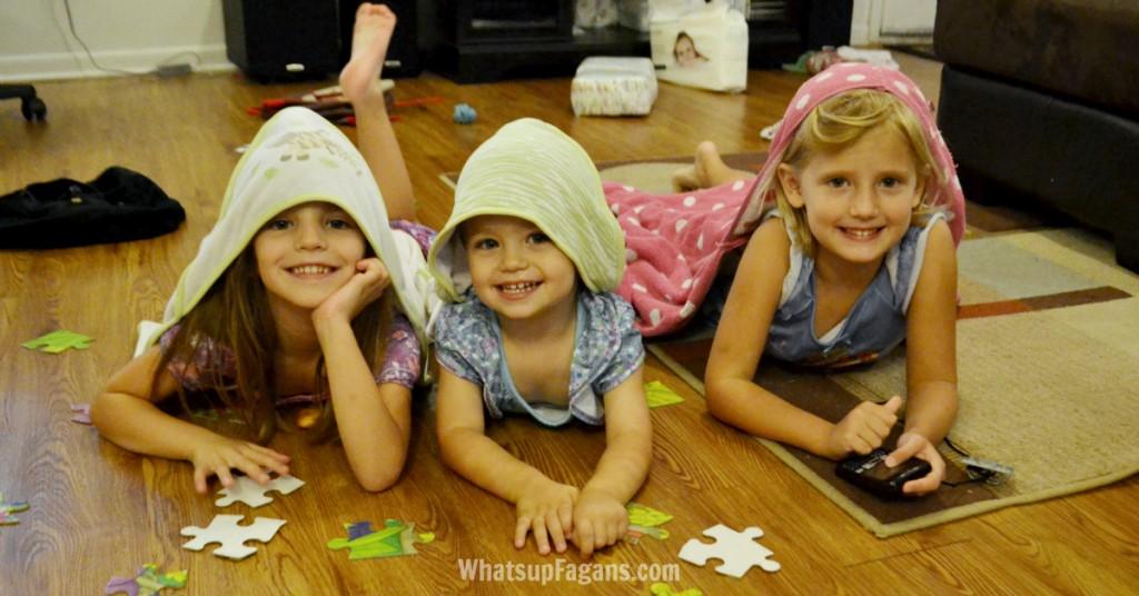 Homeschool kindergarten play