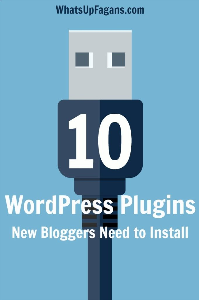 If you start a blog on WordPress, and you want to be a professional blogger and make money from home, these are 10 WP plugins you need to install!