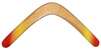 outdoor play equipment boomerang
