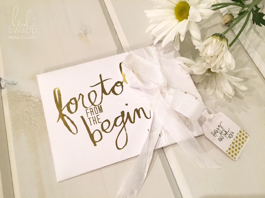 Nested Easter Envelope Printables