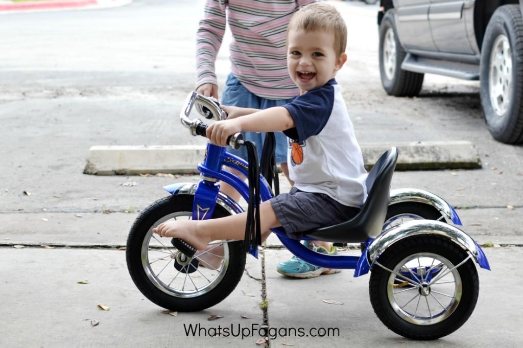 Riding Trike