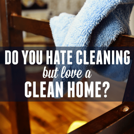 This is fun cleaning tip! If you want a clean home, but really hate cleaning or at least don't want to do it often, this is a smart question to ask before buying anything!