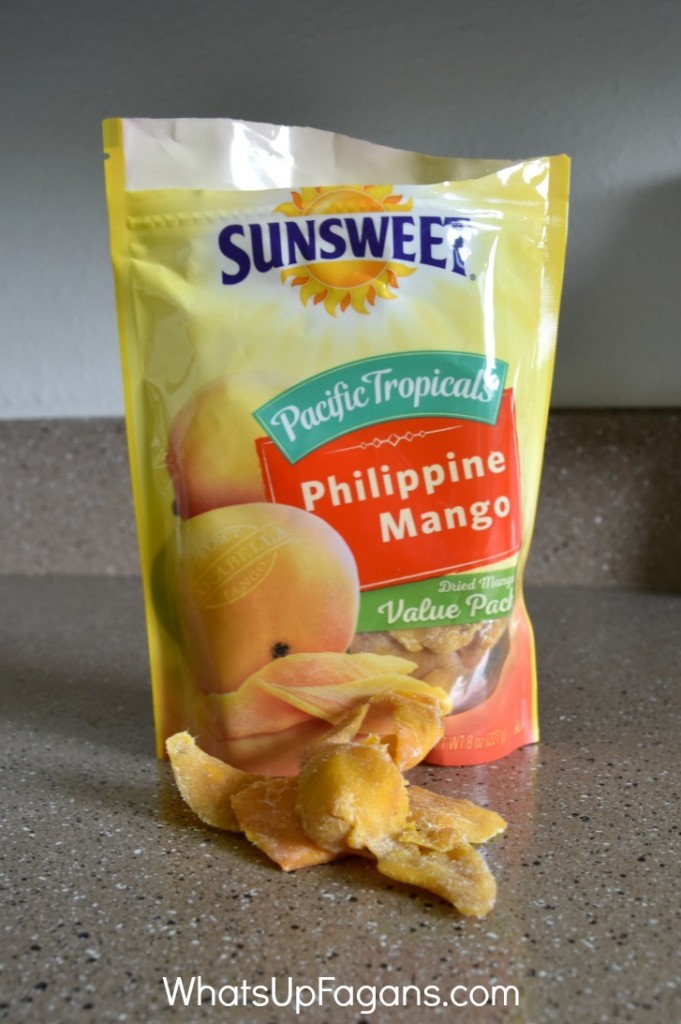 sunsweet mangos - lose weight after baby