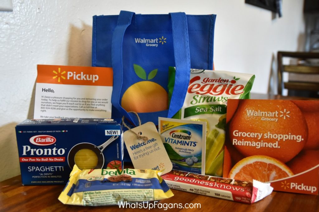 Walmart Grocery Pickup & Using Coupons, Savings Catcher, and EBT