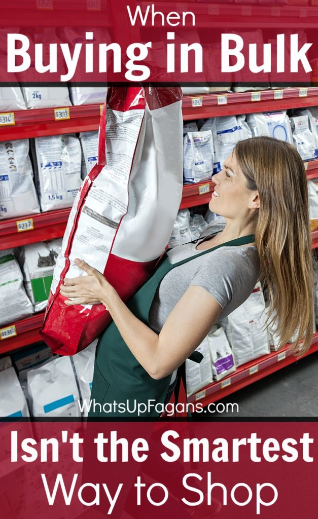 Buying in bulk often means lower cost per unit, but there are other hidden downsides of buying in bulk from club warehouse stores like Sam's Club and Costco.